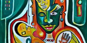 BAYE WALY – Exposition de Peintures