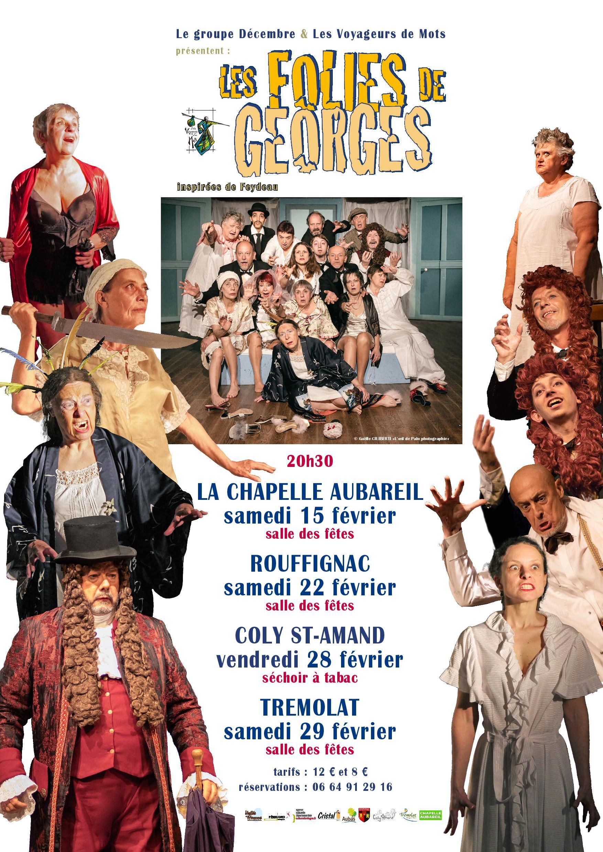 Les Folies de Georges