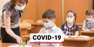 COVID 19 – DISPOSITIF ECOLE