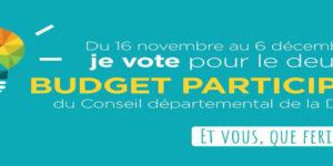 Budget participatif 2020
